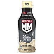 Muscle Milk Pro Series 40 Intense Vanilla Ready-to-Drink Mega Protein Shake