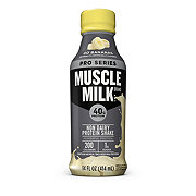 Muscle Milk Pro Series 40 Protein Shake Go Bananas