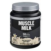 Muscle Milk Pro Series 50 Intense Vanilla Protein Powder