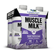 Muscle Milk Smoothie Blueberry
