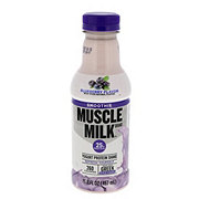 Muscle Milk Smoothie, Blueberry Yogurt Protein Shake