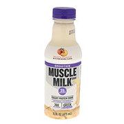Muscle Milk Smoothie Peach Yogurt Protein Shake