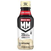 Muscle Milk Vanilla Creme Protein Nutrition Shake