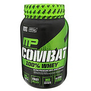 Muscle Pharm Combat 100% Whey Vanilla Protein Powder