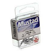 Mustad 7794-DS Treble Hooks, Size 4