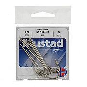 Mustad 92611-NI Beak Hook, Size 2/0