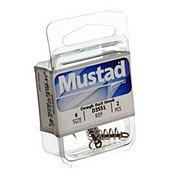 Mustad D3551 Dough Bait Hook, Size 6