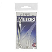Mustad O' Shaughnessy Hooks Size 10/0