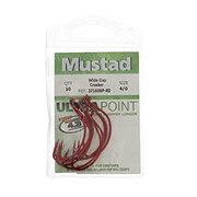 Mustad Ultra Point Wide Gap Red Croaker Hook Size 4/0