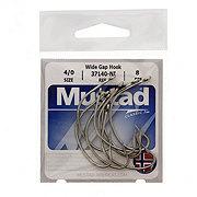 Mustad Wide Gap 37140-NI Hook, Size 4/0