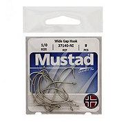 Mustad Wide Gap 3740-NI Hook Size 1/0