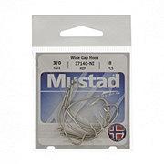 Mustad Wide Gap Hook, Size 3/0