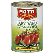 Mutti Baby Roma Tomatoes