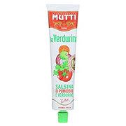 Mutti Le Verdurine Tomato Paste
