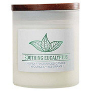 MVP Group Wellness Soothing Eucalyptus Candle