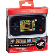 My Arcade Gamer V Portable Black