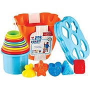 My First Moments Giraffe Shape Sorter Playset