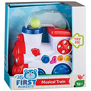 My First Moments Musical Train