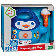 My First Moments My First Moments Penguin Music Player