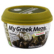 My Greek Meze Palirria Dolma