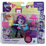 My Little Pony Equestrian Girl Minis Assorted Slumber Party Playsets