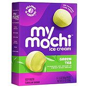 My Mo Green Tea Mochi Ice Cream