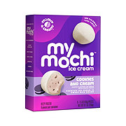 My Mo Mochi Ice Cream Cookies And Cream
