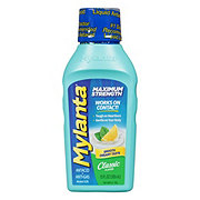 Mylanta Maximum Strength Liquid, Classic Flavor