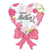 Mylar 30 Inch Happy Mother's Day Balloon