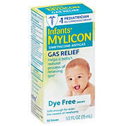 Mylicon Infants Gas Relief Dye Free Drops
