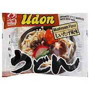 Myojo Mushroom Flavor Japanese Style Udon Noodles With Soup Base