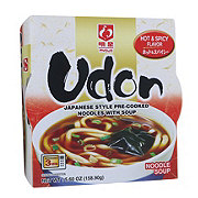 Myojo Udon Soup Hot & Spicy Flavor