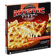 Mystic All Natural Buffalo Chicken Pizza