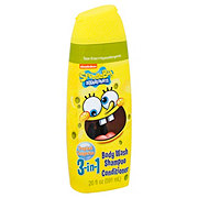 MZB Spongebob 3-in-1 Shower Care