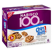 Nabisco 100 Calorie Chips Ahoy! Thin Crisps