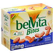 Nabisco Belvita Blueberry Breakfast Bites