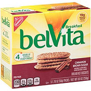 Nabisco Belvita Breakfast Cinnamon Brown Sugar Biscuits