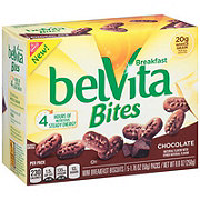 Nabisco Belvita Chocolate Breakfast Bites
