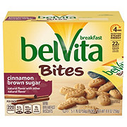 Nabisco Belvita Cinnamon Brown Sugar Breakfast Bites