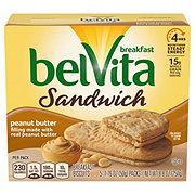 Nabisco Belvita Peanut Butter Sandwich Cookies