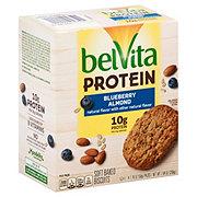 Nabisco Belvita Protein Blueberry Almond Soft Baked Biscuits