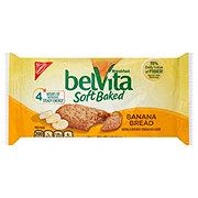 Nabisco BelVita Soft Baked Banana Bread Breakfast Biscuit