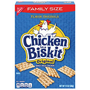 Nabisco Chicken in a Biskit Original Baked Snack Crackers