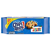Nabisco Chips Ahoy! Candy Blasts Family Size!