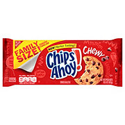 Nabisco Chips Ahoy! Chewy Real Chocolate Chip Cookies Family Size!