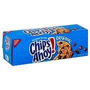Nabisco Chips Ahoy! Real Chocolate Chip Cookies