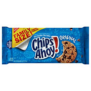 Nabisco Chips Ahoy! Real Chocolate Chip Original Cookies Family Size!