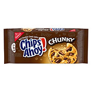 Nabisco Chips Ahoy! Real Chocolate Chunk Chunky Cookies