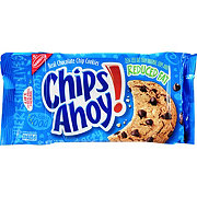 Nabisco Chips Ahoy! Reduced Fat Real Chocolate Chip Cookies