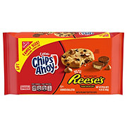 Nabisco Chips Ahoy! Reese's Peanut Butter Cup Cookies Family Size!